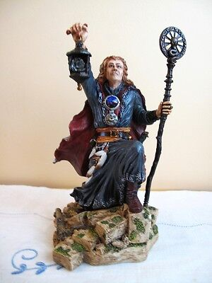 "Spellbound ""mensor"" The Watchful Tudor Mint Figure Limited Edition Boxed Coa"