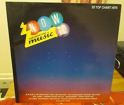 Now That`s What I Call Music 10 - Double LP- Album - Record - Vinyl - 1980`s