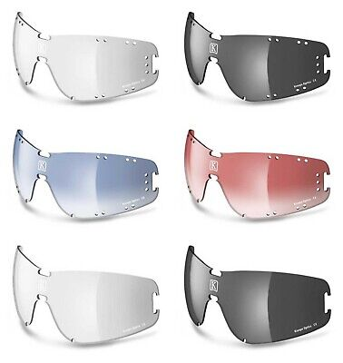 NEW- KROOPS ARCH VENTED Skydiving Freefall Parachute Goggles| 100% UV400 Lens