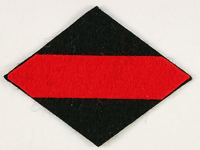 1st Canadian Tank Brigade H.Q. WW2 Formation Sign