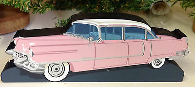 ELVIS PINK CADILLAC FM003 ELVIS PRESLEY'S PINK CADILLAC by SHELIA'S