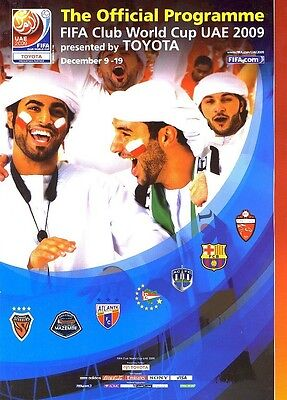 FIFA CLUB WORLD CUP 2009: Official Tournament Brochure