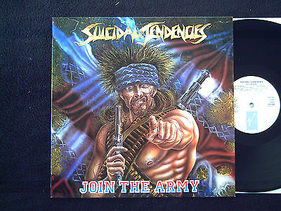 """Suicidal Tendencies """"Join The Army"""""""