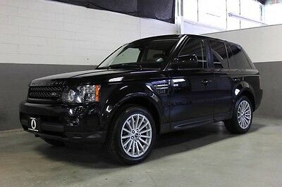2012 Land Rover Range Rover Sport  BEAUTIFUL 2012 RANGE ROVER SPORT HSE, LOADED WITH OPTIONS, JUST SERVICED!!!