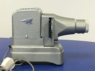 Gnome Slide Projector for 35mm And 6x6 (2.25x2.25) Medium Format Slides
