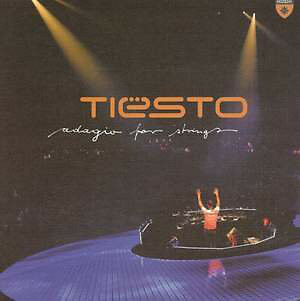 Tiësto ‎– Adagio For Strings, Vinyl, Near Mint, Amazing Condition