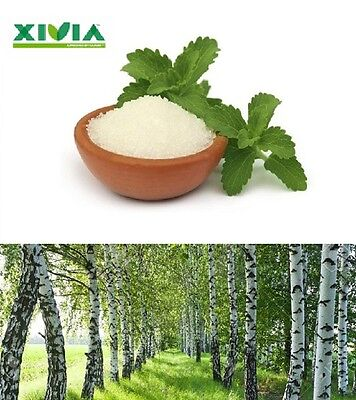 Xylitol Birch Finland Danisco Certified Xivia TM Sugar Free Sweetener Natural
