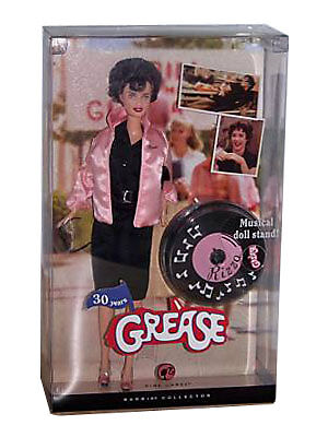 Rizzo Grease  30 Years Barbie Doll NRFB 2008 Movie