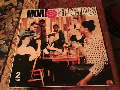 The Specials More Specials Vinyl LP CHR TT 5003 Original 1980 1st Pressing