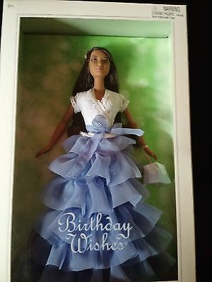 Barbie Doll Collector - Silver Label Birthday Wishes - Mattel # G8061