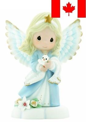 """Precious Moments """"In The Radiance Of Heaven's Light"""" Figurine"""