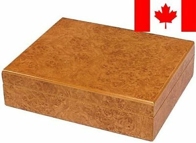 Quality Importers Travel Humidor, Riviera
