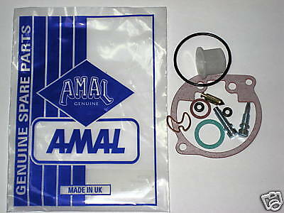 Amal carburetor rebuild kit 900 600 concentric 30mm 932 930 928 626 carb gaskets