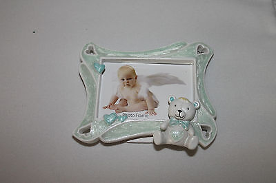 Photo Frame with Teddy - Bonbonniere/Favour Was $4 now $2each!! - PRICE IS FOR 6