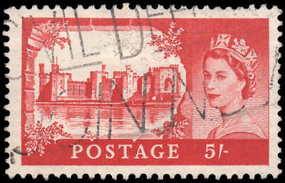 Great Britain #310 Used