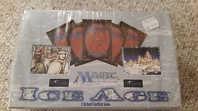 MTG Ice Age Booster Box, NEW, Factory Sealed, English, Box of 36 Boosters