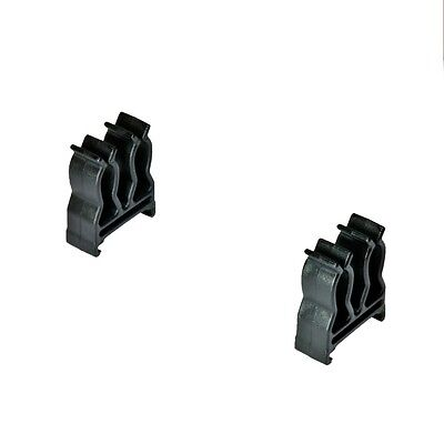 Ernst 8354 Face Mount Ratchet And Extension Holder 1/4 inch Drive - 2 Pack