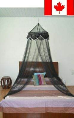 Sequins Bed Canopy Mosquito Net for All Size Bed, Dressing Room, Out Door Eve...