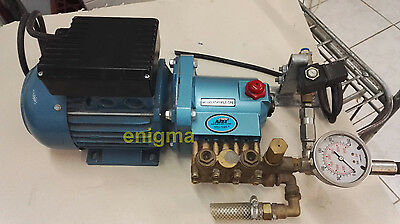 CAT PUMPS pompe triplex 1DX03ELS.MIST 230v haut pression Misting Brumisation