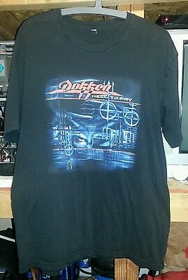Dokken Hell To Pay 2005 Tour Shirt Large