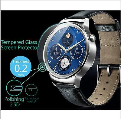 2ps Thin 0.2mm 2.5D Premium Tempered Glass Screen Protector For Huawei Watch
