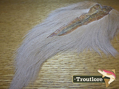 Tan Bucktail Nature's Spirit Select Buck Tail - New Fly Tying Hair Material