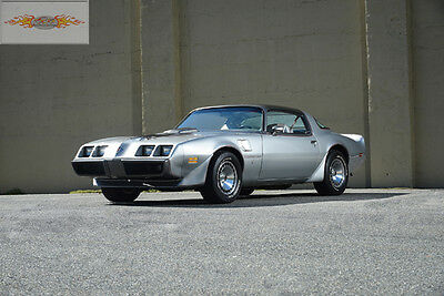 1979 Pontiac Trans Am All #'s Matching! PHS Certified! 33,744 Original! 1979 Pontiac Trans Am 10th Anniversary