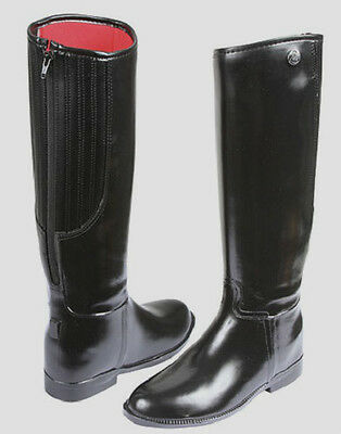 Clearance! Covalliero Flexo Riding Boots With Elasticated Gusset & Rear Zip