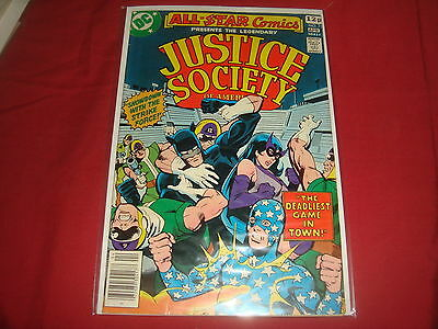 ALL-STAR COMICS #71 Justice Society Power Girl  DC Comics 1978 FN+