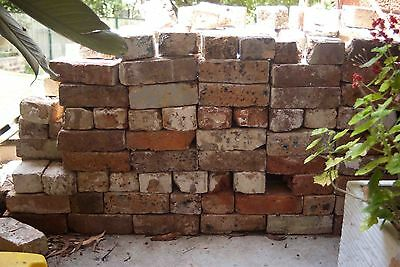 Bricks (FREE) - Assorted bricks from a internal 70's feature wall.