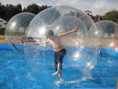 Zorb Water Walking Package - Includes 4 x WW BALLS and Inflatable Pool*IN STOCK*
