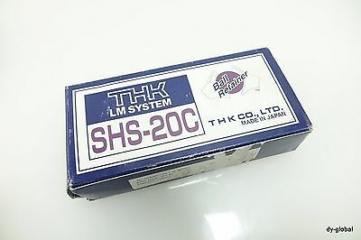 THK SHS20LC1SSFM LM GUIDE Bearing Block NIB for replacement fast BRG-I-392=IC11