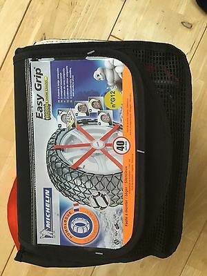 Snow chains, Michelin Easy Grip Composite Snow Chains