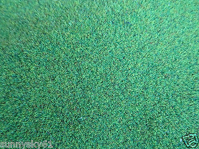 Fake Grass Lawn Turf Scale Model Architectural Train Hobby Set Artists Design