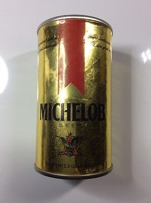 Limited edition MICHELOB 2 golf ball tin - unused unopened