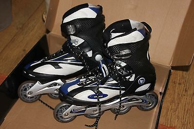 AIRWALK Unisex Pro Inline Skates Size UK7