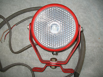 New genuine Massey Ferguson 100 series plough lamp. Never been fitted.