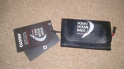 Musto Volvo Ocean Race Round the World sports Wallet RARE Sailing Yachting
