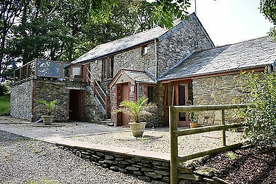 1 Weeks Self Catering Holiday Let In  Barn Conversion North Cornwall