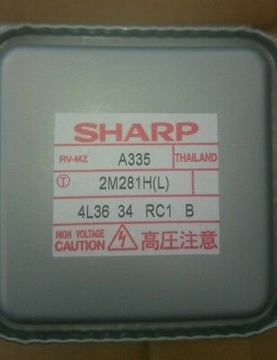 Sharp R24/R22-at magnetron commercial microwave 2m281h(l) industrial