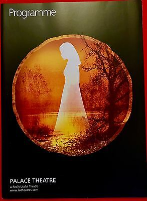 Woman In White - Original London Cast Musical Theatre Programme Micheal Crawford