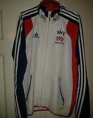 Team GB British Cycling Athlete Issue Jacket