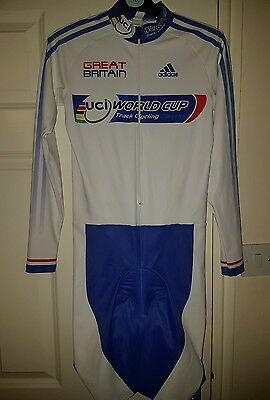 Team GB British Cycling Athlete Issue Development Programme Skinsuit