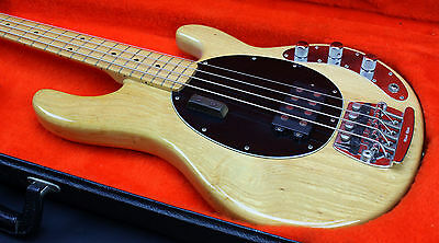 Music Man Stingray - 1979 - Pre-Ernie Ball - inkl. Koffer - top Zustand!