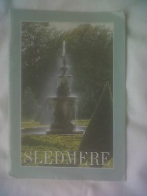 Guide to Sledmere House