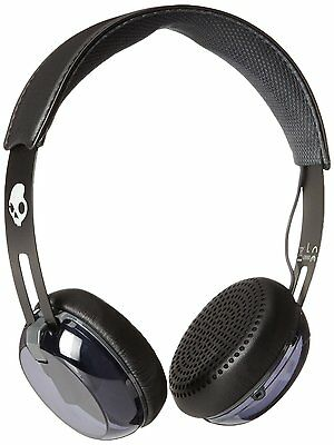 Skullcandy Grind On-Ear Headphone with Taptech Playback Remote