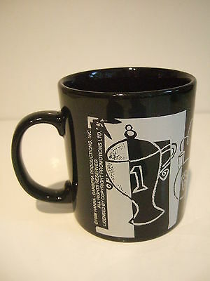 Collectable And Useful 1996 Mug With Dick Dastardly On It By Hanna-Barbera