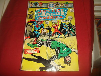 JUSTICE LEAGUE OF AMERICA #127   DC Comics 1976  VG