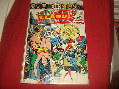 JUSTICE LEAGUE OF AMERICA #128   DC Comics 1976  VG