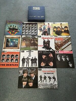 The Beatles EPs Collection EP 14 Records